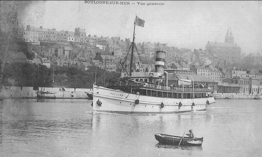 Tyne tug holland bs iii 1902 for Chambre commerce franco americaine